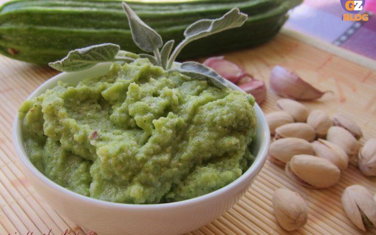 Pesto di zucchine, ricetta veloce