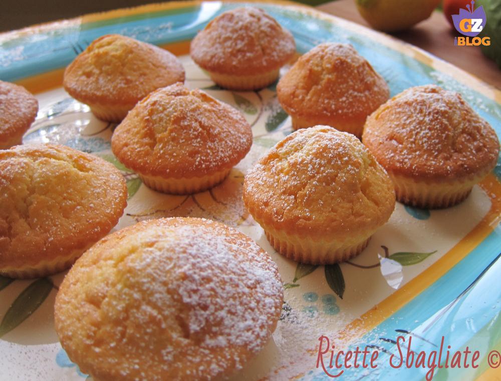 Muffin agli agrumi, ricetta invernale