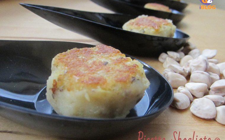 Mini polpette di patate e cicerchia, ricetta finger food