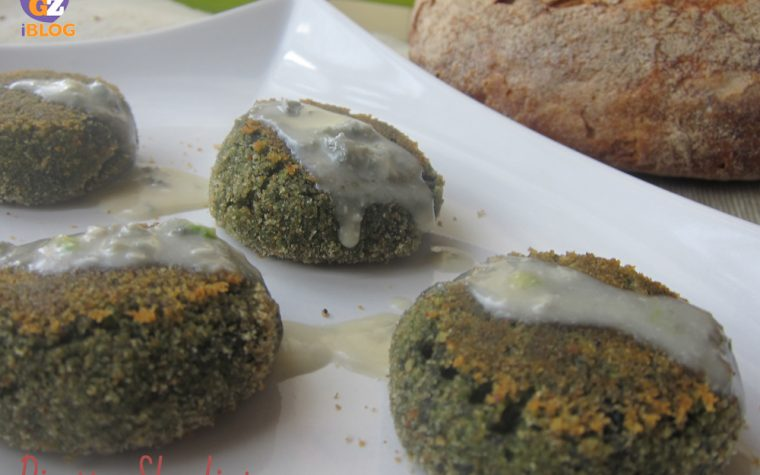 Polpette di spinaci, ricetta di verdure