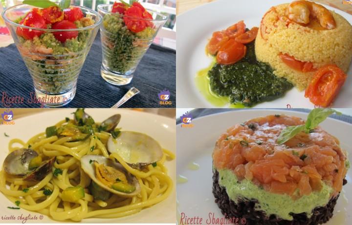Pranzo di ferragosto al mare – raccolta di ricette