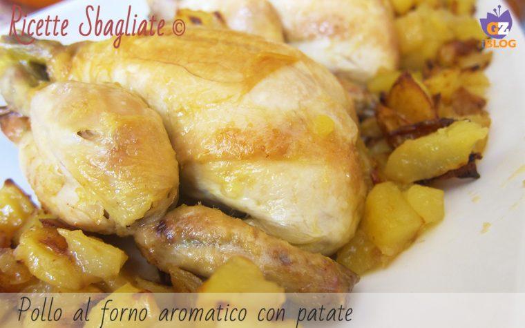 Pollo al forno con patate, piccoli consigli utili