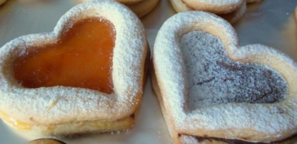 Biscotti a cuore – ricetta dolce San Valentino