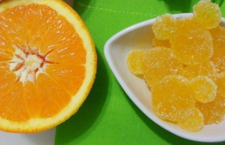 Caramelle gelèe all'arancia – Ricetta dolce