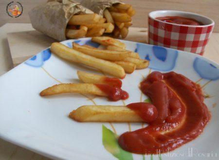 Salsa ketchup casalinga