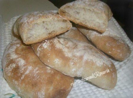 Ciabattine croccanti per panini