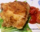 Sovracosce di pollo impanate al forno – ricetta dietetica