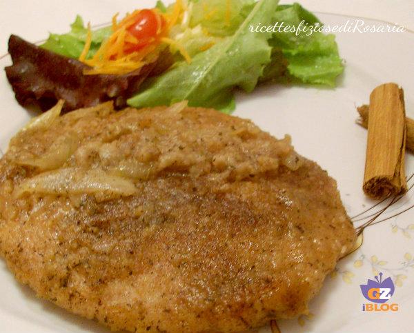 hamburger di pollo dietetico dukanoo