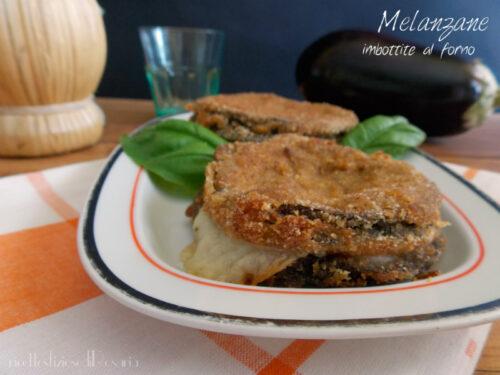 Melanzane imbottite al forno – ricetta dietetica