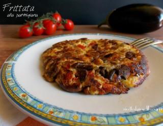 frittata alla parmigiana