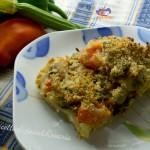 pizza di verdure