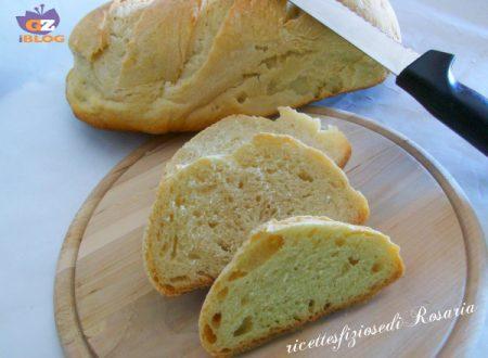 Pane di semola rimacinata di grano duro e lievito naturale liquido