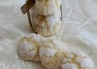 Biscotti morbidi al limone – Ricetta facile e veloce