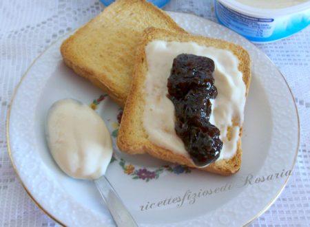 Margarina leggera fatta in casa
