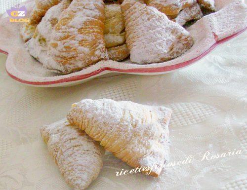 Sfogliatelle napoletane ricce – ricetta dolce
