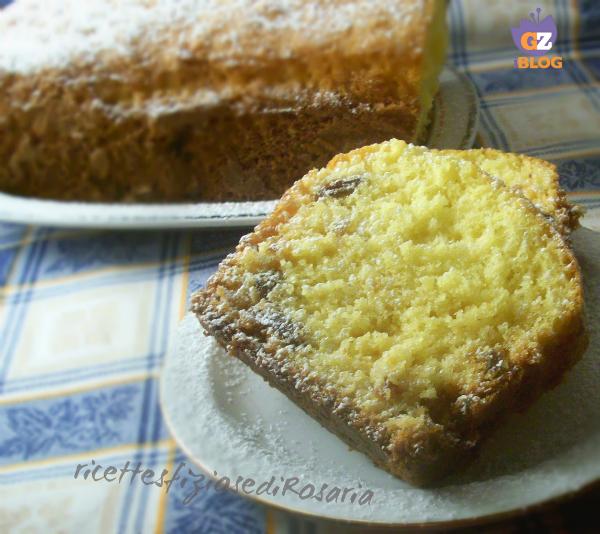 plum cake canditi
