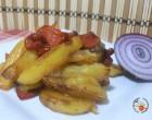Patate fritte con peperoni calabresi