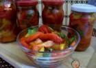 Peperoni arrostiti sott'olio – ricetta conserve invernali