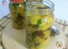 Peperoni e pomodori secchi sott'olio – ricetta conserve invernali