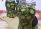 Zucchine sott'olio – Ricetta conserva invernale