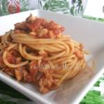 spaghetti con le triglie