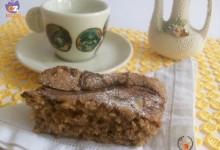 Dolce cocco e cacao variegato alla Nutella – ricetta dolce goloso