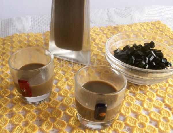 Crema alla liquirizia - ricetta liquore cremoso