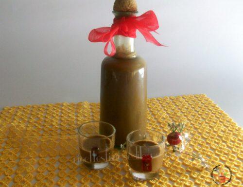 Crema coffee and ginseng – ricetta liquore