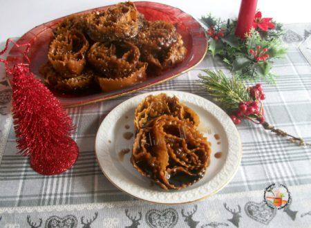 Cartellate o rose di Natale – ricetta tradizionale