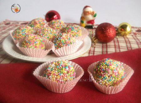 Bocconcini di panettone e cioccolato – ricetta natalizia e di riciclo