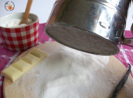 Zucchero bucaneve o idrorepellente