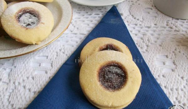 biscotti occhio di bue