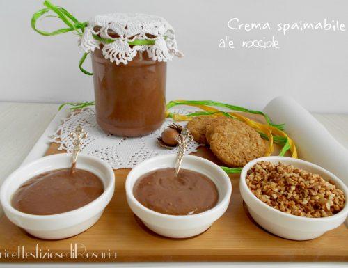 Crema spalmabile alle nocciole – ricetta con lecitina di soia