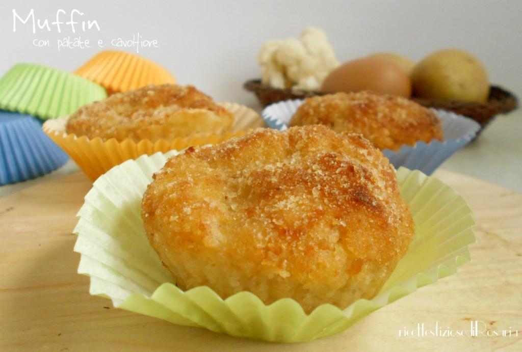 muffin con patate