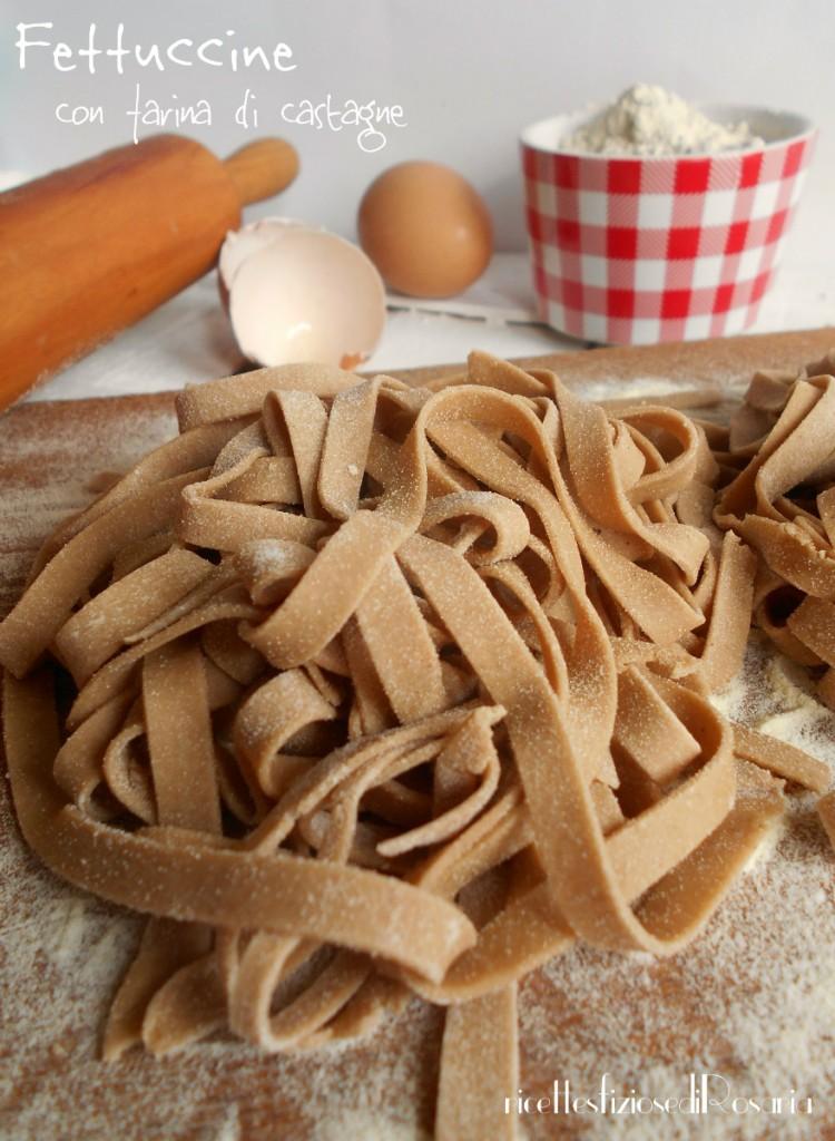 Ricerca ricette con pasta fatta in casa di farina di castagne - Pasta fatta in casa ...