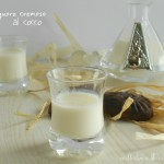liquore cremoso al cocco