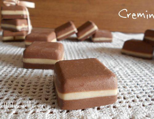 Cremini – cioccolatini fatti in casa