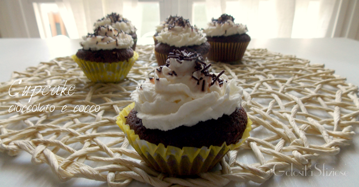 cupcakes cioccolato