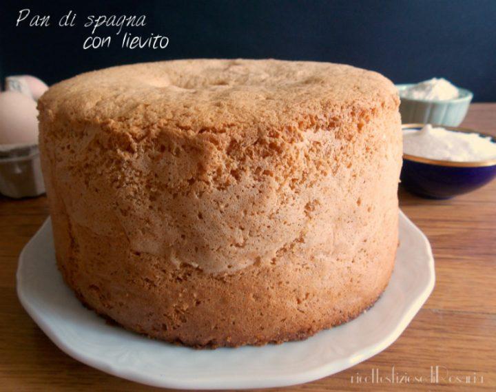 pan di spagna perfetto