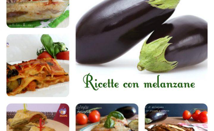 Ricette con melanzane – ricette facili e veloci con melanzane
