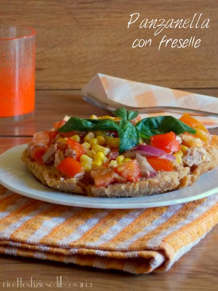 panzanella con freselle