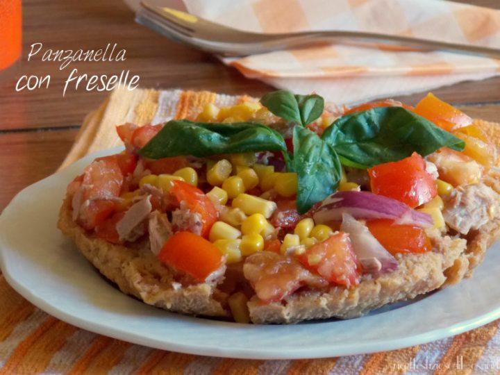 panzanella freselle
