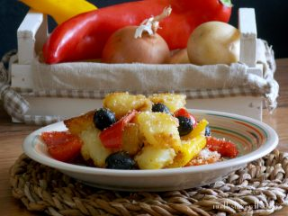 patate peperoni