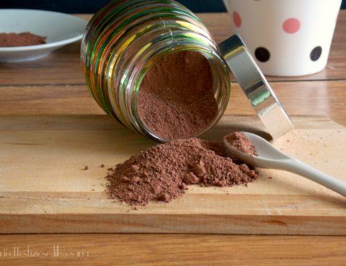 Cioccolato in polvere –  simil Nesquik
