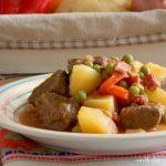 spezzatino patate
