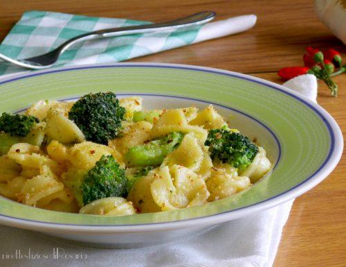 Orecchiette con broccolo siciliano