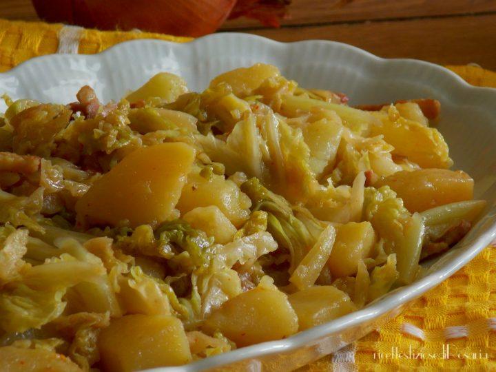 patate con verza