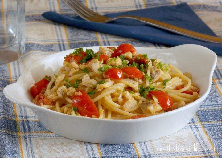 spaghetti gallinella