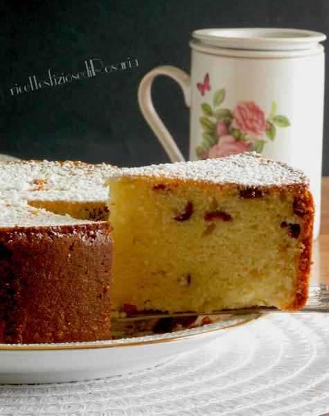 torta lime e mirtilli