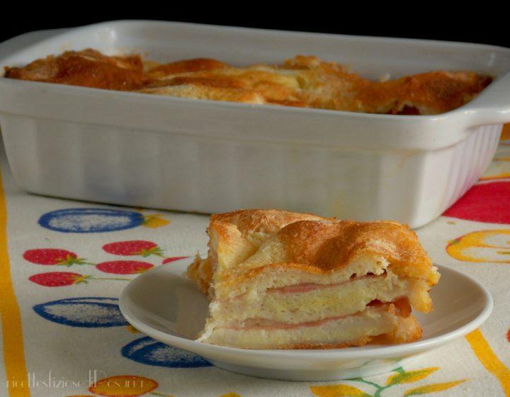 tortino salato pane bianco
